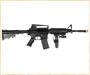 UKARMS P1158CA Spring Airsoft Rifle M4A1 Carbine