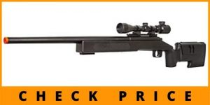 ASG McMillian Sportline M40A3 Bolt Action Spring Sniper Airsoft Rifle